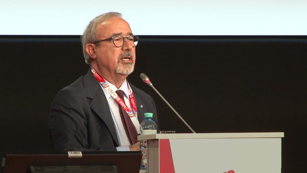 #ETUC19 - Intervento di Barbagallo